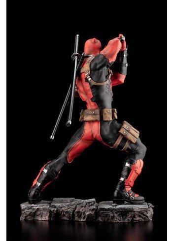 Fine Art Statue - Deadpool