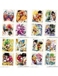 Dragon Ball Shikishi ART8 (Full set - x17 cards)