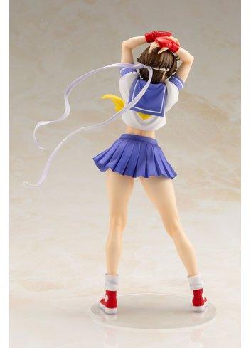 Street Fighter Bishoujo - Sakura (Round 2)