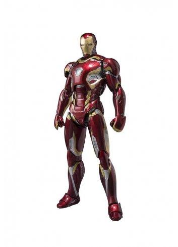 S.H.Figuarts Iron Man Mark 45