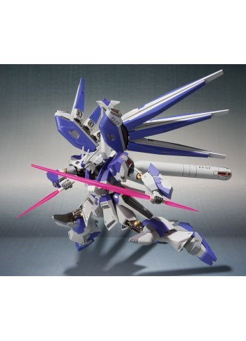 Metal Robot Damashi (Side MS) RX93-v2 Hi-v Gundam