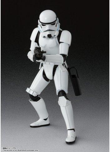 S.H.Figuarts Stormtrooper (A New Hope ver.)