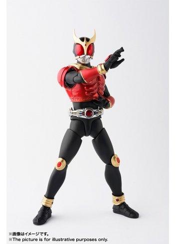 S.H.Figuarts (Shinkocchou) Kamen Rider Kuuga Mighty Form - Bandai