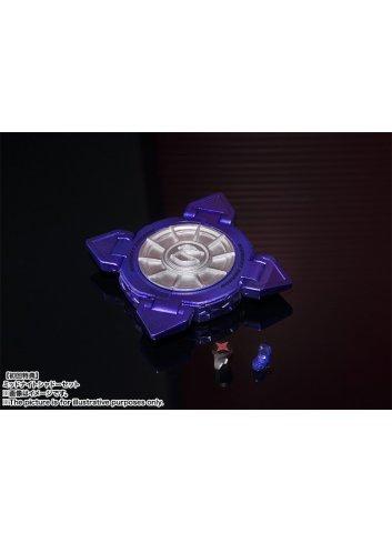 S.H.Figuarts Kamen Rider Drive Option Parts 2 - Midnight Shadow Set - Bandai
