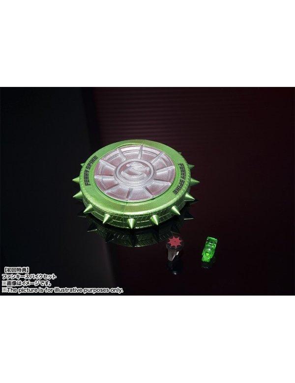 S H Figuarts Kamen Rider Drive Option Parts 4 - Funky Spike Set
