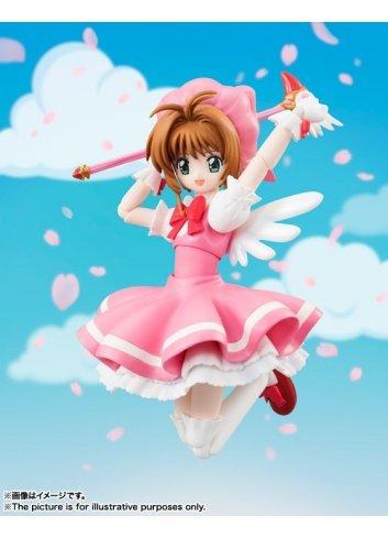 S.H.Figuarts Sakura Kinomoto - Bandai