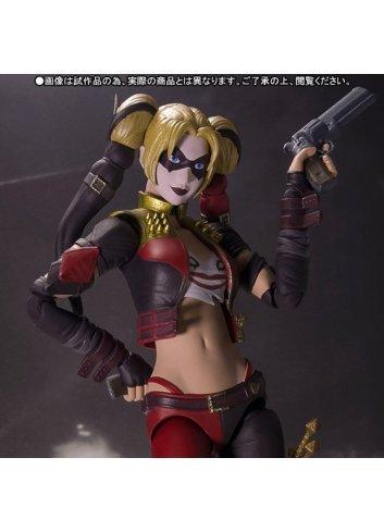 S.H.Figuarts Harley Quinn (Injustice ver.) - Bandai