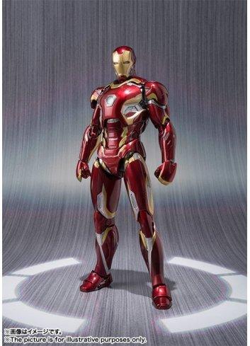 S.H.Figuarts Iron Man Mark 45 (2015 edition) - Bandai
