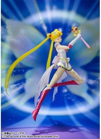 S.H.Figuarts Super Sailor Moon - Bandai