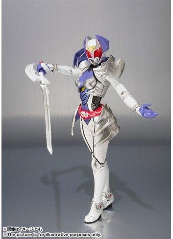 S.H.Figuarts Kamen Rider Kiva-la - Bandai