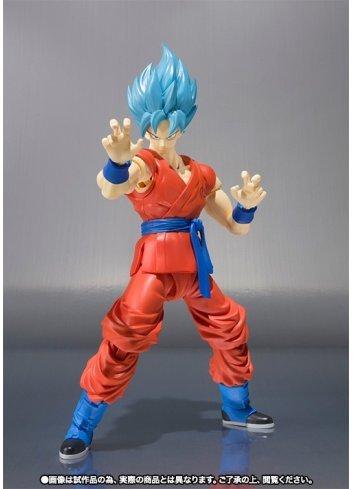 S.H.Figuarts Super Saiyan God SS (Super Saiyan) Son Goku - Bandai