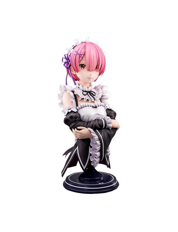 Ram (Bust real size)