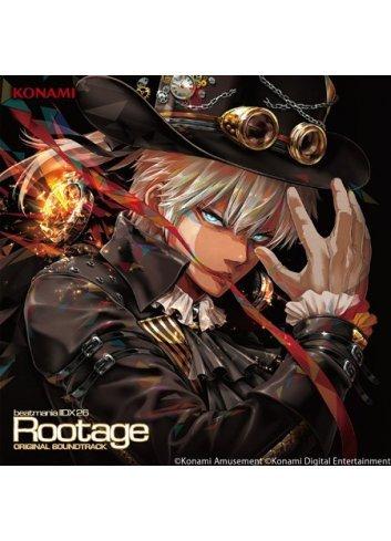 beatmania IIDX 26 Rootage ORIGINAL SOUNDTRACK 20th Anniversary Edition