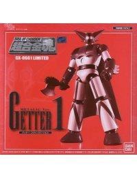 Soul of Chogokin GX-06G1 - Getter 1 (Metalic Ver.) -