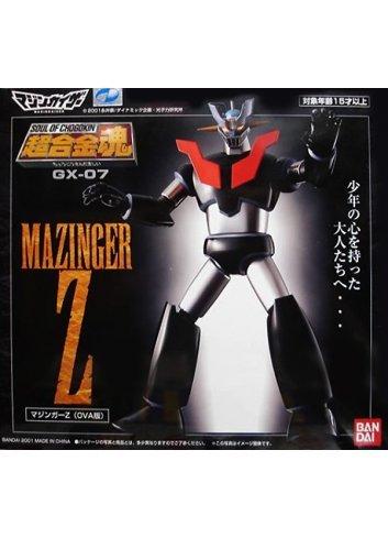 Soul of Chogokin GX-07 - Mazinger Z (OVA version) -