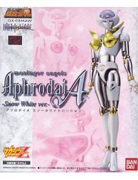 Soul of Chogokin GX-08MAW - Mazinger Angel AphrodaiA (Snow White ver.) -