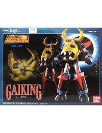 Soul of Chogokin GX-27 - Gaiking -