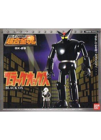 NEW Soul of Chogokin GX-29 BLACK OX Action Figure Tetsujin 28 BANDAI F//S
