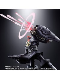 Soul of Chogokin GX-48K - The Big O -Kurogane Finish- (Full Package) -