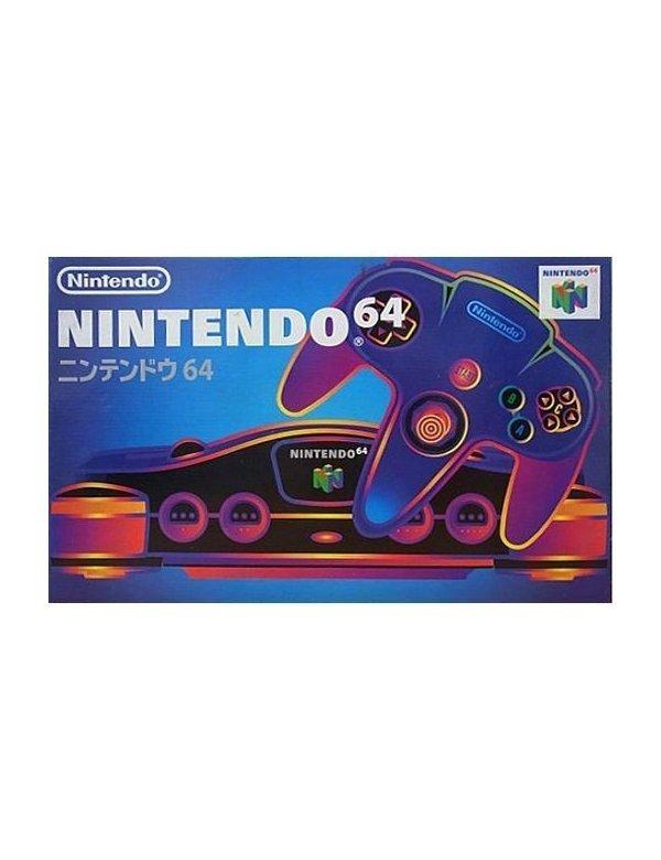 Nintendo 64 -Complete-