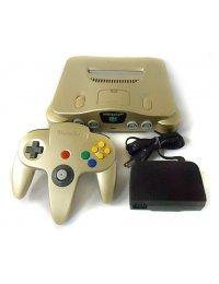 Nintendo 64 Gold -Complete-