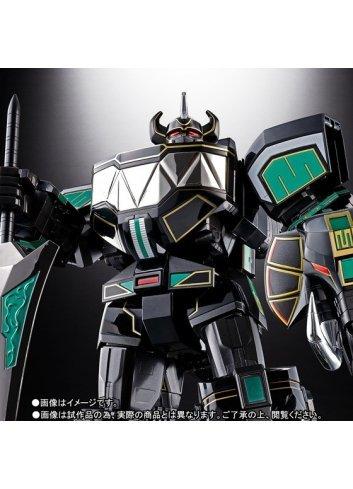 Soul of Chogokin GX-72B - Black Daizyujin/Black Megazord -