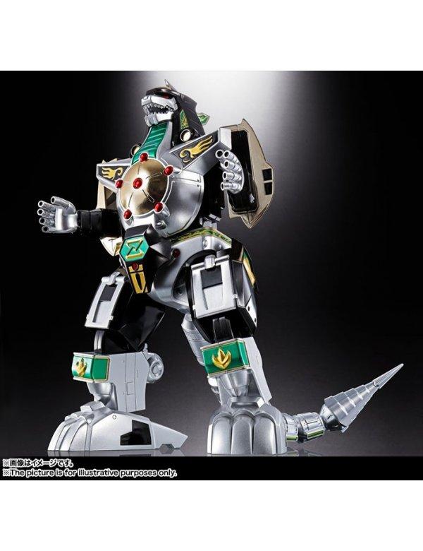 Soul of Chogokin GX-78 - Dragon Caesar/Dragonzord -