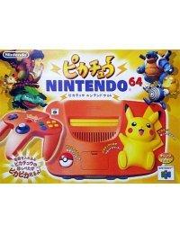 Nintendo 64 Pikachu - Orange/Yellow -Loose-