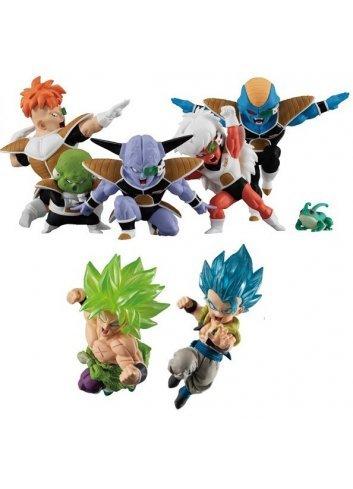 Dragon Ball Adverge Motion 2 (x7 figures)