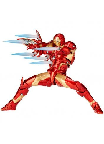 Amazing Yamaguchi - Iron Man (Bleeding Edge Armor)