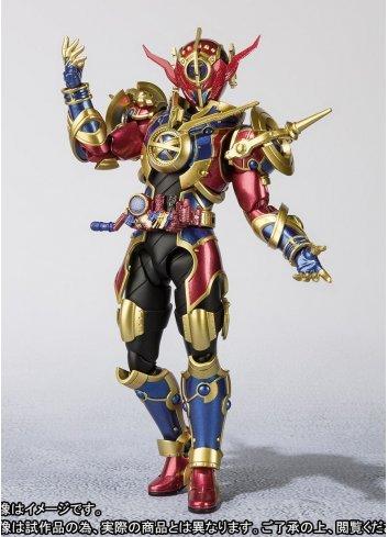 S.H.Figuarts Kamen Rider Evol (Phase 1.2.3 set)