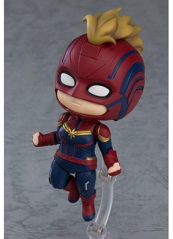 Nendoroid Captain Marvel (Hero's Edition) -Standard Ver.-