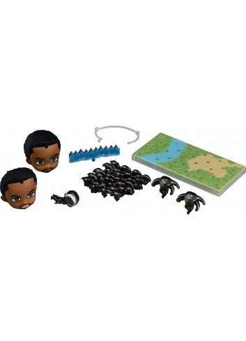Nendoroid More - Black Panther Extension Set