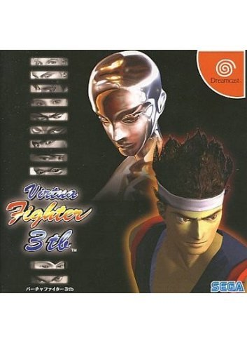 Virtua Fighter 3 tb (1st press with Project Berkley)