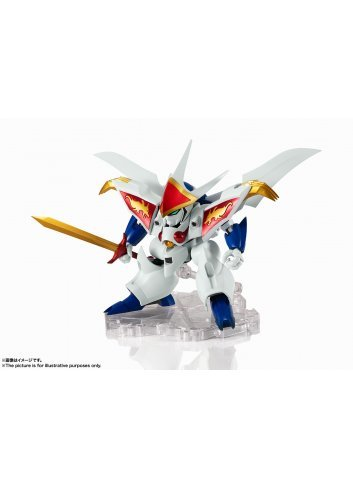 NX Edge Style - [Mashin Unit] New Ryujinmaru