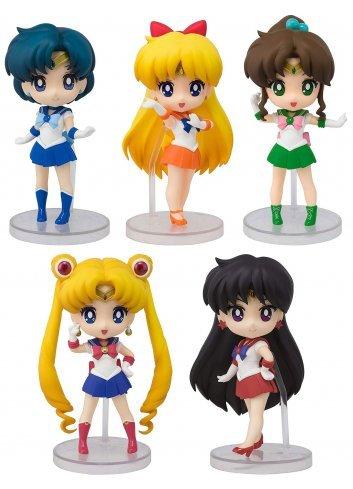 Figuarts mini Sailor Soliders