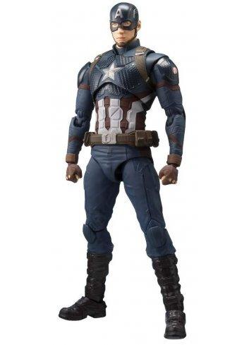 S.H.Figuarts Captain America (Avengers: Endgame)