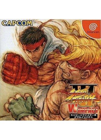 Street Fighter III W Impact