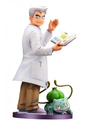 ARTFX J - Professor Oak with Bulbasaur