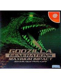 Godzilla Generations - Maximum Impact