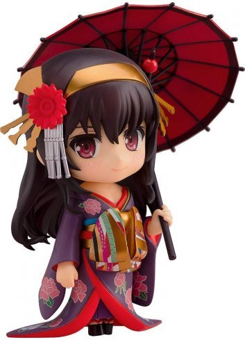 Nendoroid Utaha Kasumigaoka (Kimono Ver.)