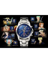 Watch One Piece Animation 20th Anniversary Limited Edition
