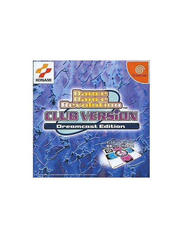 Dance Dance Revolution ClubVer Dreamcast Edition