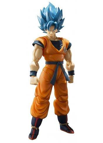 S.H.Figuarts Son Goku (Super Saiyan God SS)