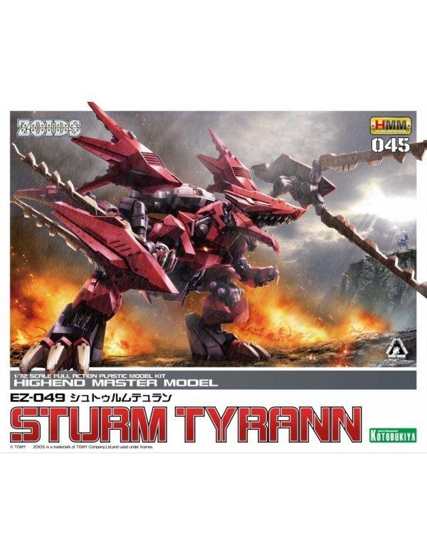 Zoids HMM 045 - EZ-049 Sturm Tyrann - Kotobukiya