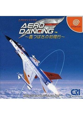 Aero Dancing F - Todoroki Tsubasa no Hatsu