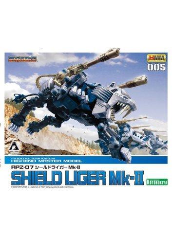 Zoids HMM 005 - RPZ-09 Shield Liger Mk-II - Kotobukiya