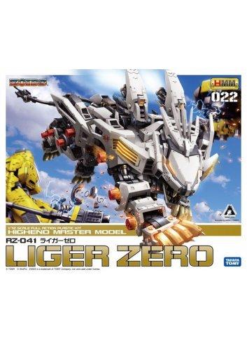 Zoids HMM 022 - RZ-041 Liger Zero - Kotobukiya