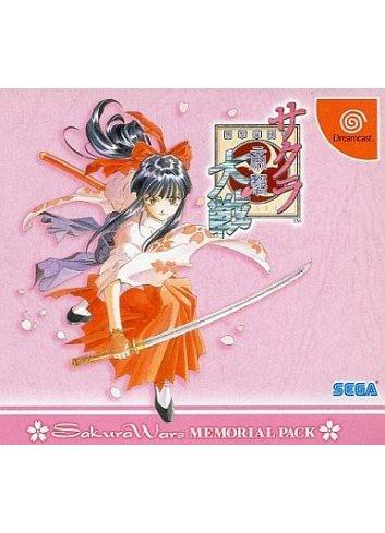 Sakura Taisen Memorial Pack + Calendar