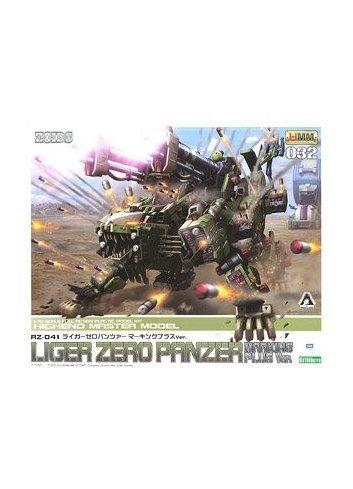 Zoids HMM 032 - RZ-041 Liger Zero Panzer Marking Plus Ver. - Kotobukiya